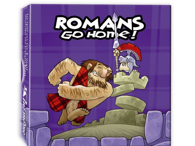 Romans Go Home! Bild 1