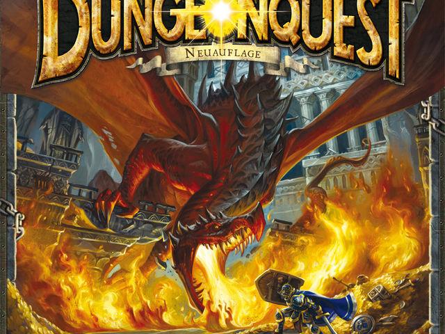 Dungeonquest - Neuauflage Bild 1