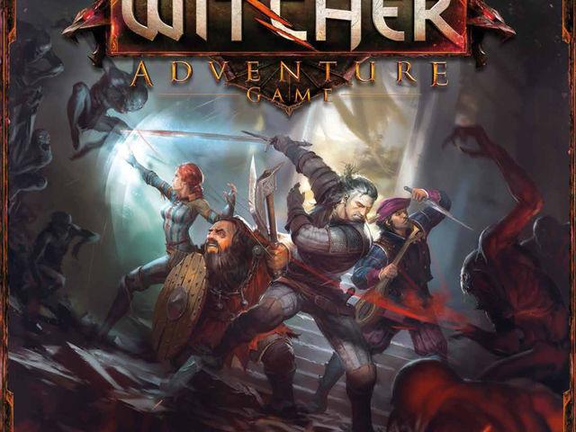 The Witcher Abenteuerspiel Bild 1