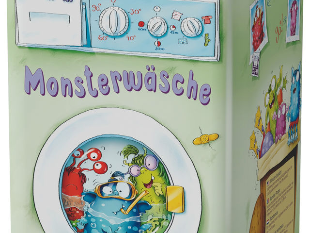 Monsterwäsche Bild 1
