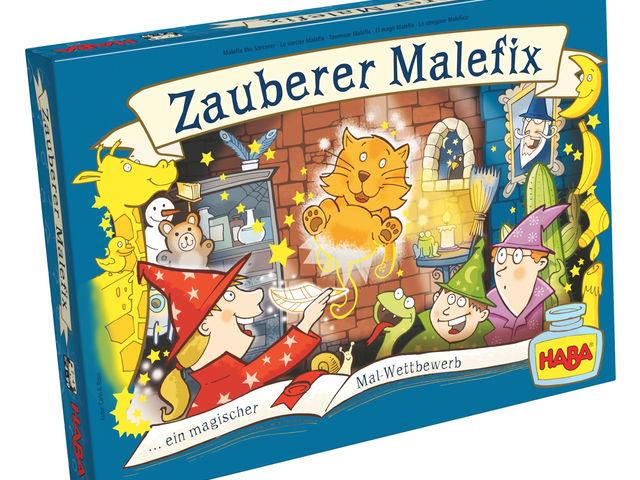 Zauberer Malefix Bild 1
