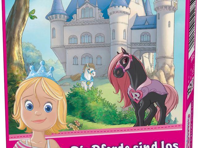 Prinzessin Emmy: Die Pferde sind los Bild 1