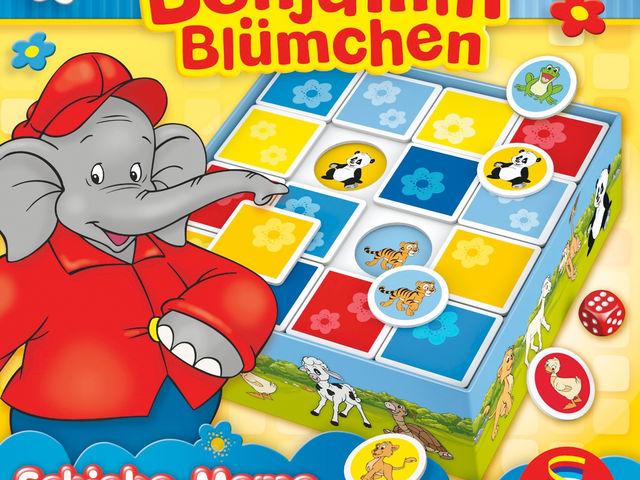 Benjamin Blümchen: Schiebe Memo Bild 1
