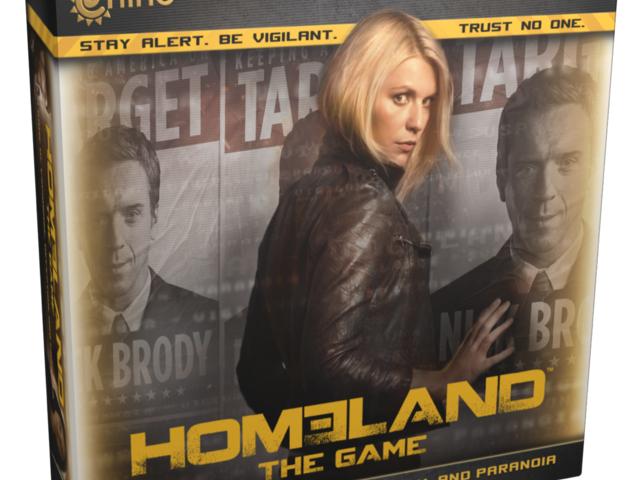 Homeland: Das Brettspiel Bild 1