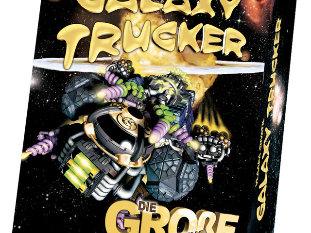 Galaxy Trucker: Die große Erweiterung Bild 1
