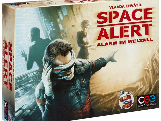 Space Alert Bild 1