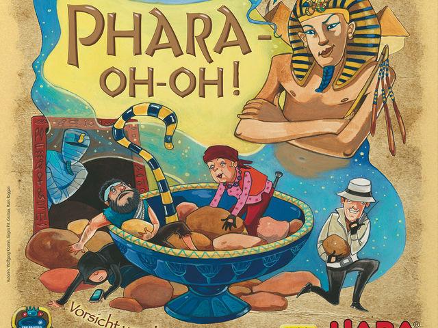 Phara-Oh-Oh! Bild 1