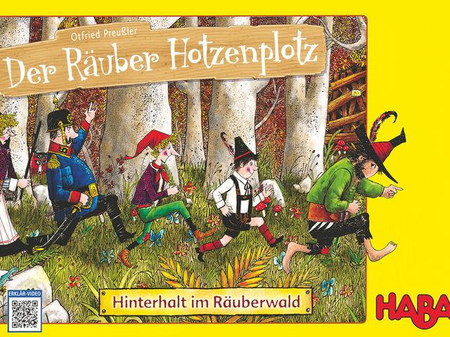 Räuber Hotzenplotz: Hinterhalt im Räuberwald Bild 1