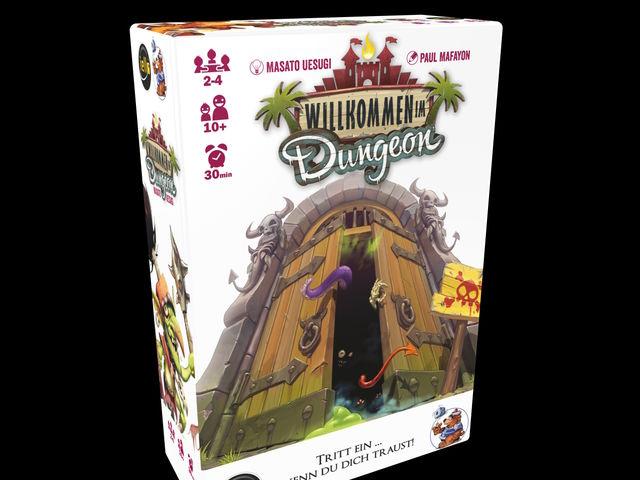 Willkommen im Dungeon Bild 1