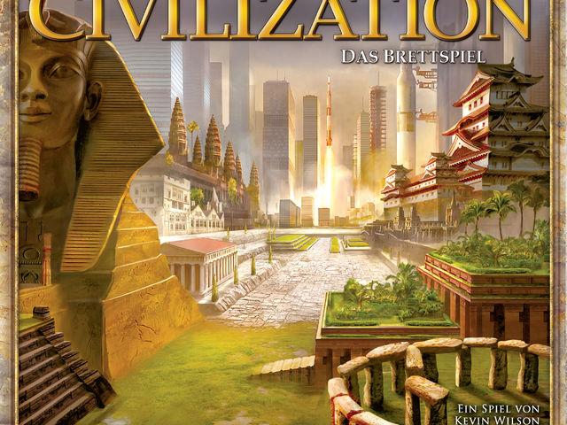 Civilization – Das Brettspiel Bild 1