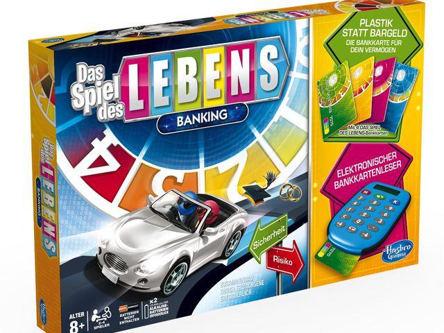 Spiel des Lebens Banking Bild 1