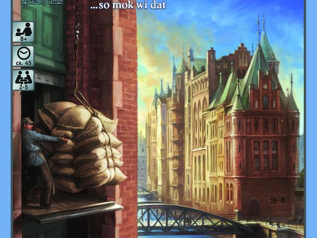 Die Speicherstadt Bild 1