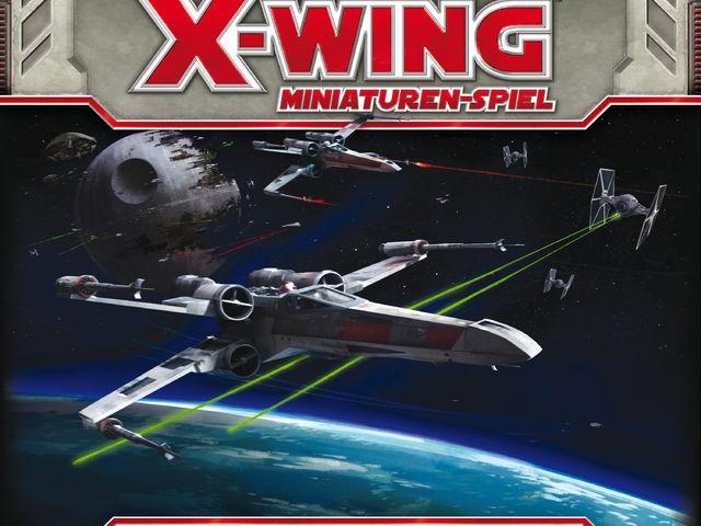 Star Wars X-Wing - Miniaturen-Spiel Bild 1