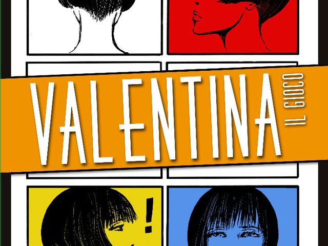 Valentina: The Game – Tutto Crepax Vol. 1 Bild 1