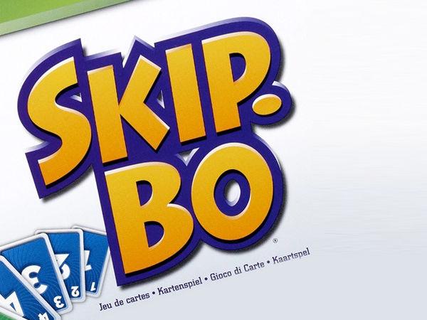 Bild zu Alle Brettspiele-Spiel Skip-Bo
