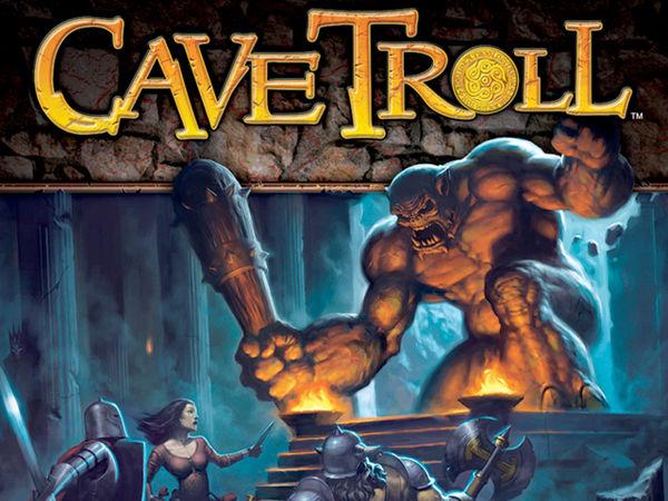 Bild zu Alle Brettspiele-Spiel Cave Troll