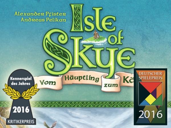 Bild zu Alle Brettspiele-Spiel Isle of Skye