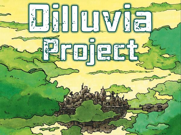 Bild zu Alle Brettspiele-Spiel Dilluvia Project