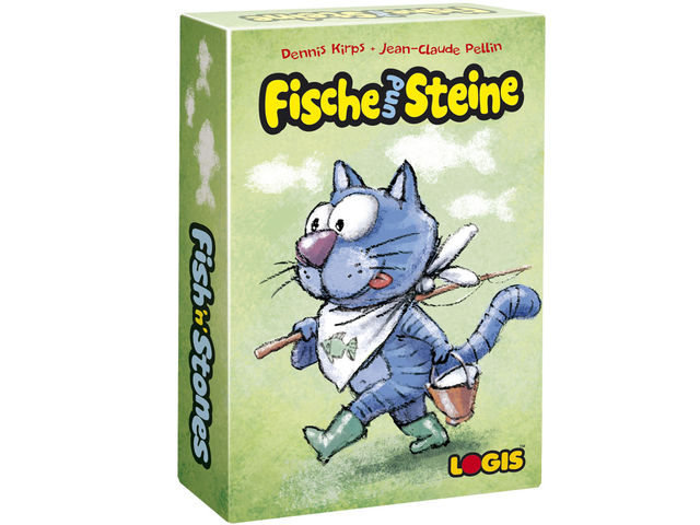 Fische und Steine Bild 1
