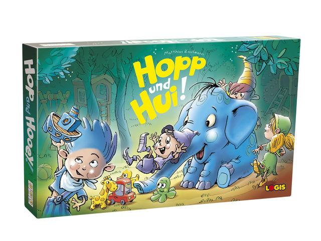 Hopp und Hui! Bild 1