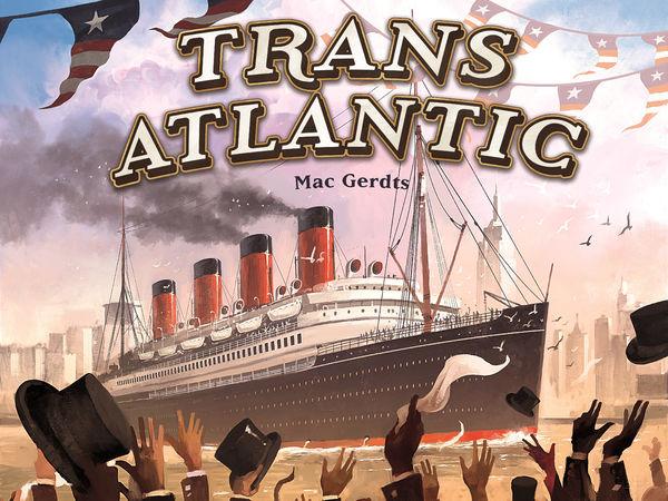 Bild zu Alle Brettspiele-Spiel Transatlantic