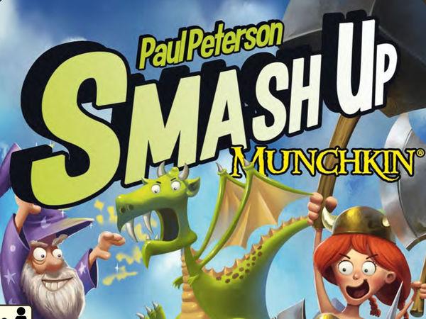 Bild zu Alle Brettspiele-Spiel Smash Up: Munchkin