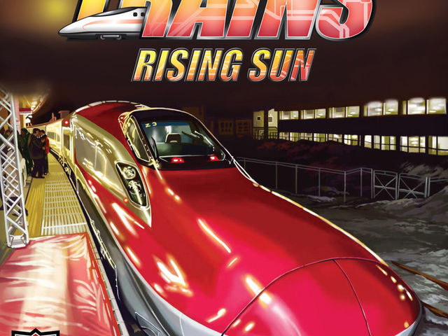 Trains: Rising Sun Bild 1