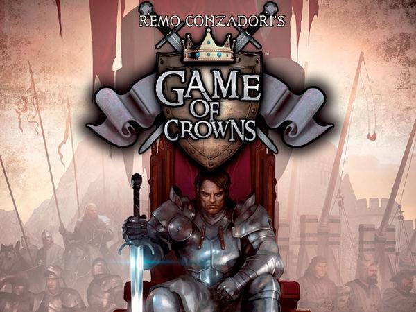 Bild zu Alle Brettspiele-Spiel Game of Crowns