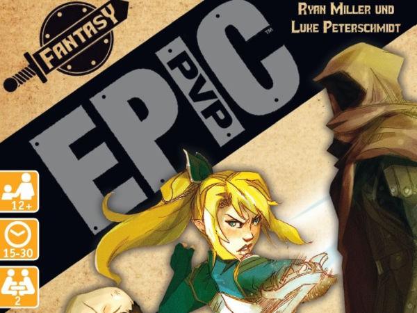 Bild zu Alle Brettspiele-Spiel Epic PVP: Fantasy
