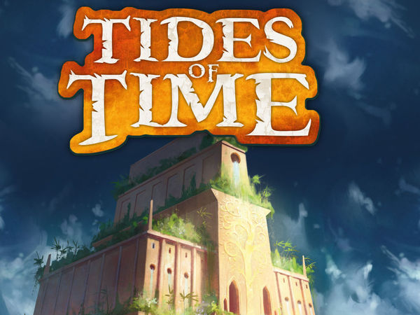 Bild zu Alle Brettspiele-Spiel Tides of Time: Im Strom der Zeit