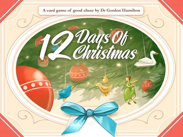 Bild zu Alle Brettspiele-Spiel 12 Days of Christmas