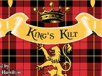 Vorschaubild zu Spiel King's Kilt