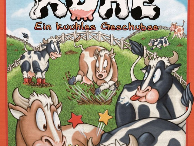 Fiese Kühe Bild 1