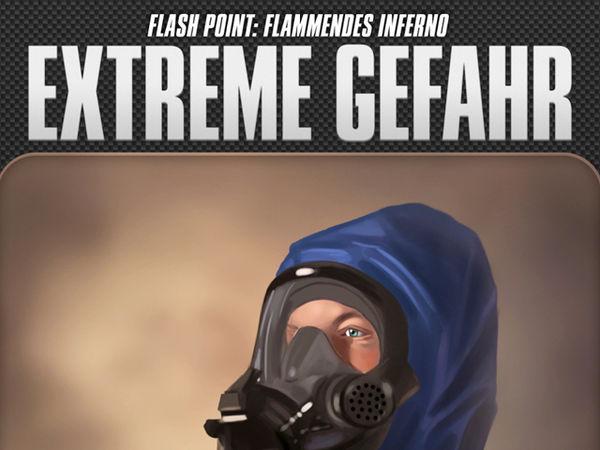 Bild zu Alle Brettspiele-Spiel Flash Point: Extreme Gefahr