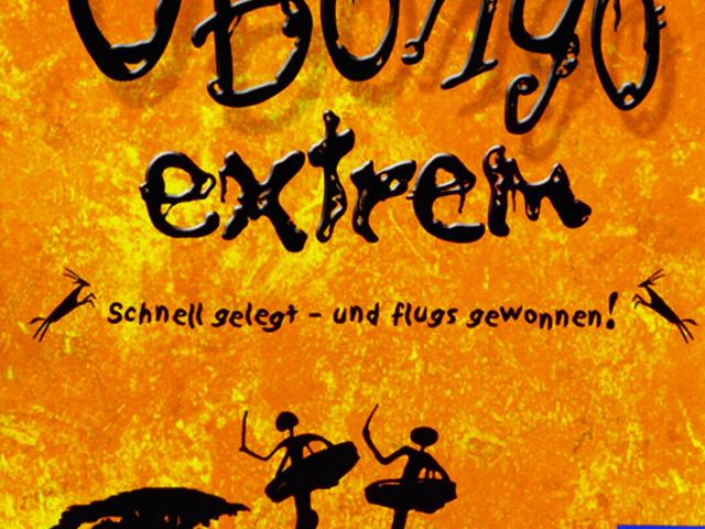 Ubongo Extreme: Mitbringspiel Bild 1