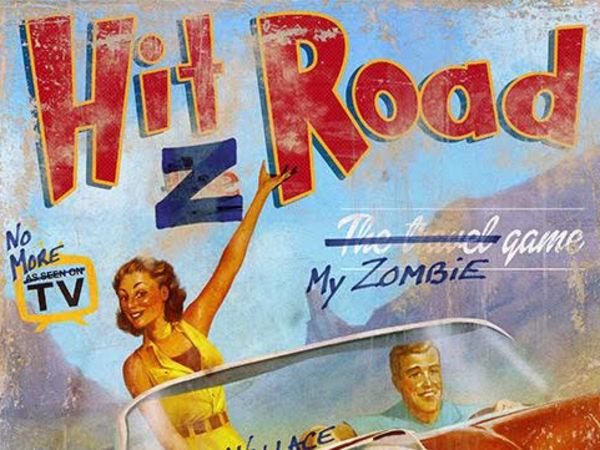 Bild zu Alle Brettspiele-Spiel Hit Z Road