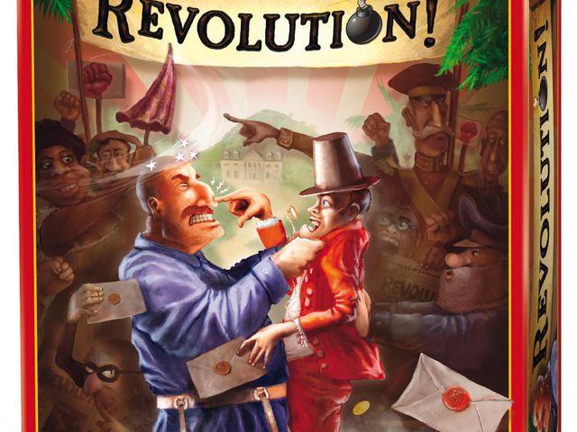 Revolution! Bild 1