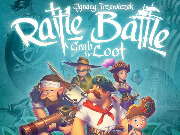 Bild zu Alle Brettspiele-Spiel Rattle, Battle, Grab the Loot