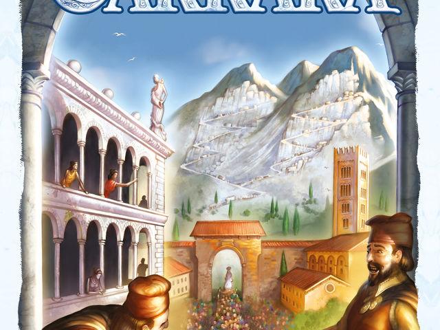 Die Paläste von Carrara Bild 1