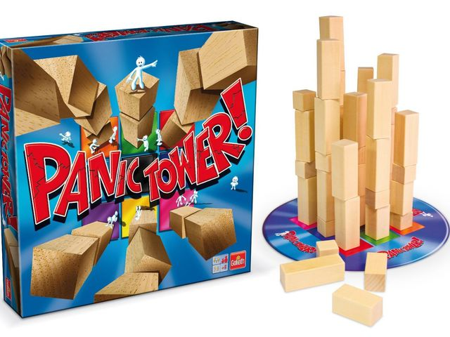 Panic Tower Bild 1