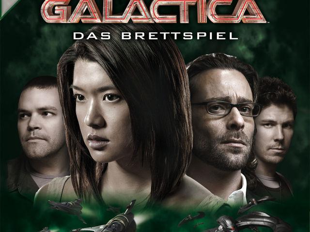 Battlestar Galactica: Exodus Erweiterung Bild 1