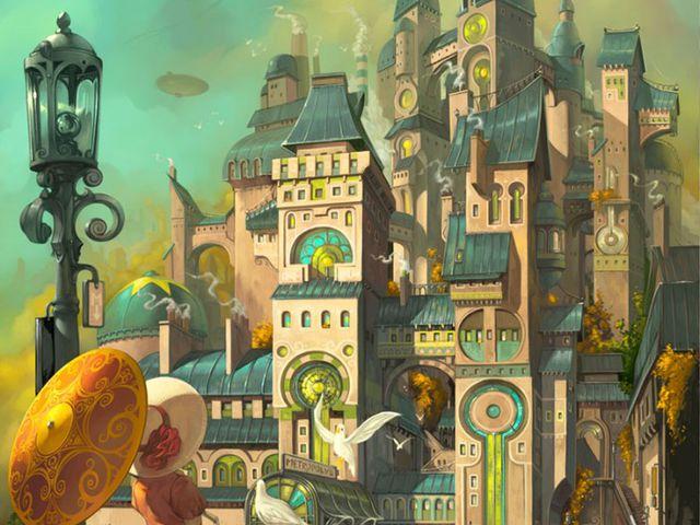 Metropolys Bild 1