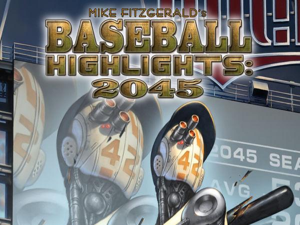 Bild zu Alle Brettspiele-Spiel Baseball Highlights: 2045