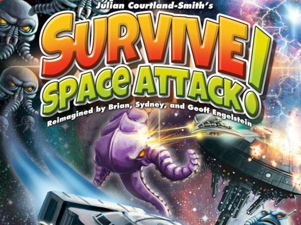 Bild zu Alle Brettspiele-Spiel Survive: Space Attack!