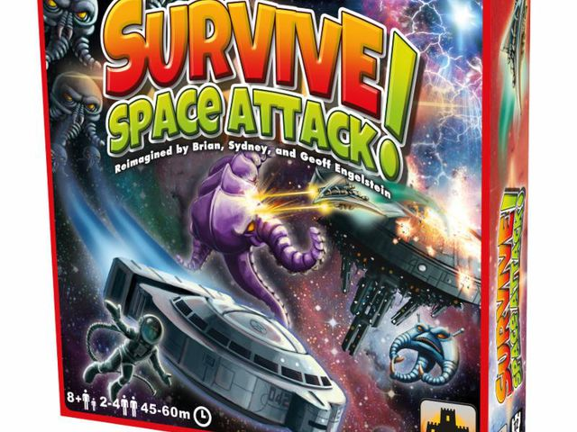 Survive: Space Attack! Bild 1