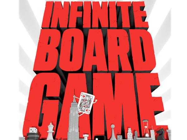 Bild zu Alle Brettspiele-Spiel The Infinite Board Game