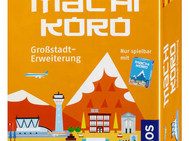 Machi Koro: Großstadt-Erweiterung Bild 1