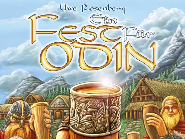 Bild zu Alle Brettspiele-Spiel Ein Fest für Odin