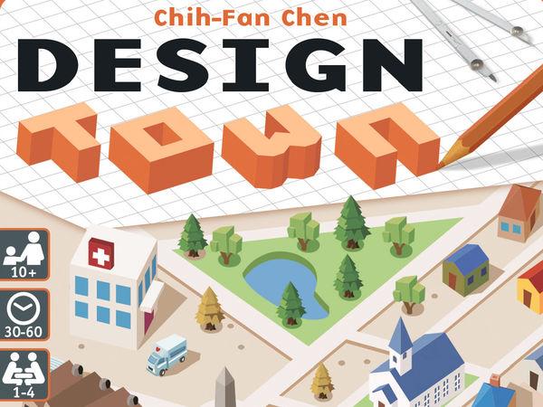 Bild zu Alle Brettspiele-Spiel Design Town