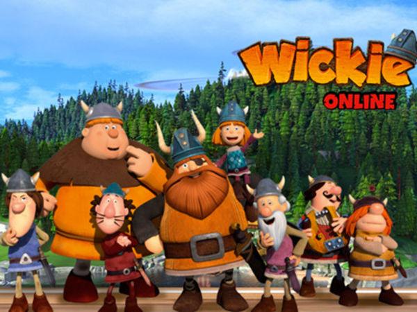 Bild zu Strategie-Spiel Wickie Online